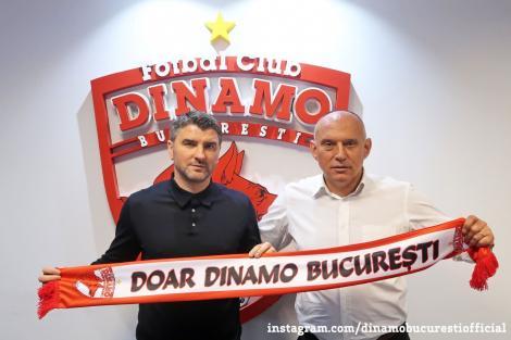 Mihalcea, noul antrenor al echipei Dinamo: Situaţa actuală nu este cea mai bună, dar nici nu este dezastruoasă. Obiectivul este Cupa României, schimbarea atitudinii şi aducerea de puncte
