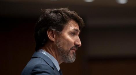 Canada: Justin Trudeau în izolare, după ce soţia sa a fost testată pozitiv cu Covid-19