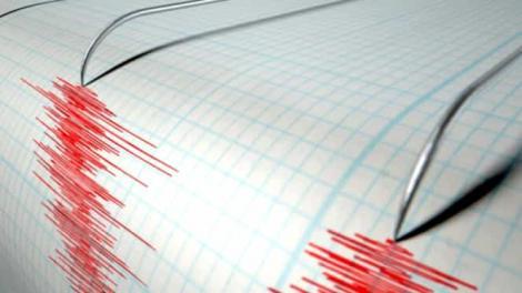 Un nou cutremur în această dimineață în Vrancea