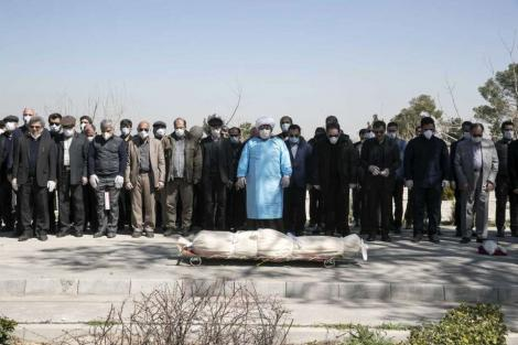 Iranul, acuzat că ascunde adevăratele efecte ale epidemiei de coronavirus. Se vede din satelit!