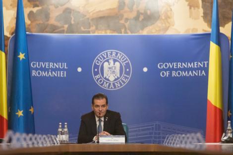 Klaus Iohannis a semnat decretul privind nominalizarea lui Ludovic Orban