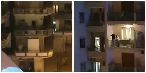 """Ce s-a întâmplat în Italia după ce autoritățile au închis tot. Momentul în care italienii blocați în case cântă de la balcon: """"Oamenii nu-și pierd speranța!"""""""