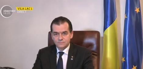 """Ludovic Orban, clarificări, din carantină: """"Nu se închide Bucureștiul și nu s-a decis închiderea metroului"""""""