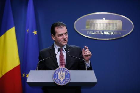 Orban: Avem nevoie de măsuri care să întărească toate instituţiile care sunt în prima linie a bătăliei
