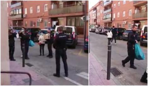 """Declarațiile exclusive ale unei românce din Spania: """"Militarii te urmăresc până la magazin, te așteapta după ce cumperi pâine. Doar șase produse putem să luăm"""" - Video"""