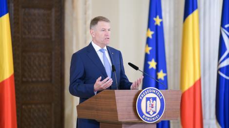Coronavirus în România. Klaus Iohannis, mesaj pentru români: Ce măsuri se impun în starea de urgență
