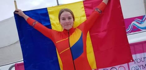 Campioana olimpică la monobob, Georgeta Popescu, nominalizată din partea COSR la premiul Piotr Nurowski