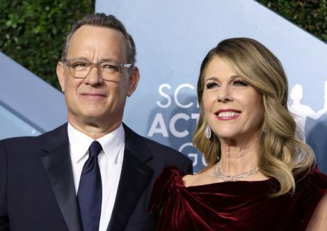 Actorul Tom Hanks și soția lui au fost externați deși nu s-au vindecat de coronavirus. Ce se întâmplă în aceste momente cu cei doi