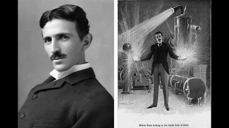 Șapte oameni celebri, șapte comportamente excentrice! Nikola Tesla ura perlele, iar Dickens scria doar cu fața spre nord