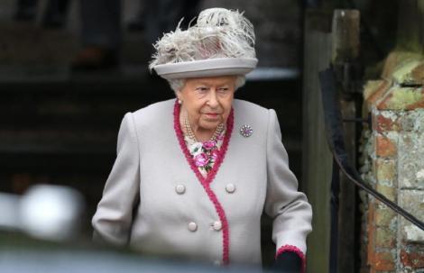 Regina Elizabeth a II-a va părăsi Londra şi a anulat petrecerile din grădina Palatului Buckingham