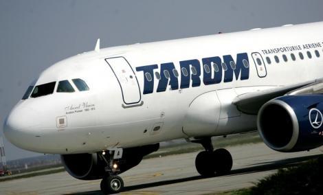 Pilot din flota ATR a Tarom, confirmat cu coronavirus / Compania recomandă tuturor persoanelor care au intrat în contact cu acesta să se autoizoleze