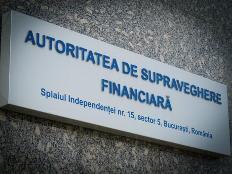 Autoritatea de Supraveghere Financiară: Entităţile supravegheate de ASF vor transmite corespondenţa şi informaţiile către autoritate doar în format electronic