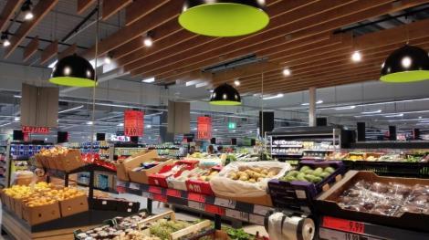 Asociaţia Marilor Reţele Comerciale din România infirmă categoric informaţiile privind închiderea unor magazine ale reţelelor de comercializare a produselor alimentare