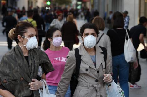 """Țara în care coronavirusul omoară un om la fiecare 10 minute. Nu, nu este Italia: """"50 de persoane sunt infectate cu COVID-19 pe oră"""""""