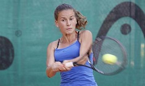 Irina Bara, în optimile de finală ale turneului de la Lyon, după un meci lung cu Timea Babos