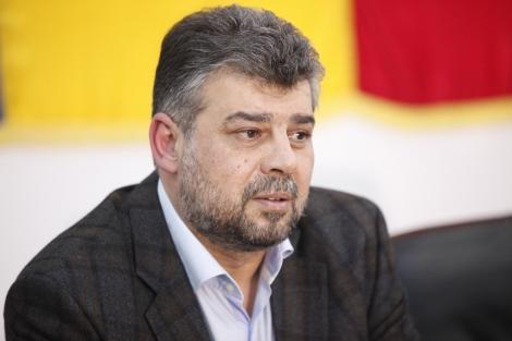 Ciolacu: Cum să fie tensiuni când eram singurul candidat?
