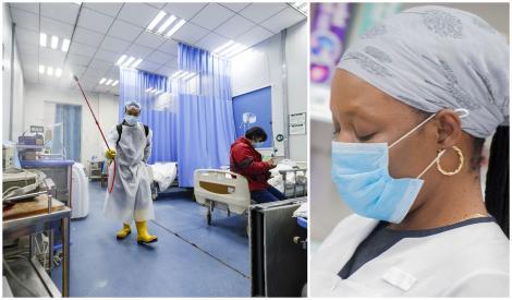 Anunț OMS: Măștile fabricate manual sau din pânză/bumbac/tifon NU protejează împotriva infecției cu coronavirus