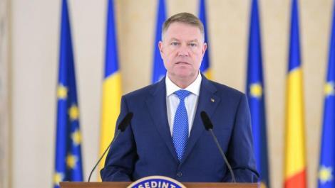 """Klaus Iohannis, mesaj de ultimă oră pentru români: """"Ne aflăm în plin război pentru menținerea sănătății!"""""""