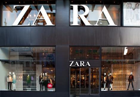 Inditex, proprietarul Zara, i-ar putea trimite în şomaj tehnic pe toţi cei 25.000 de angajaţi din magazinele din Spania, urmând exemplul altor companii mari
