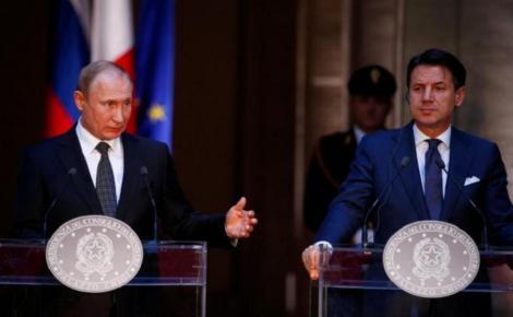 Rusia ajută Italia! Armata rusă trimite opt brigăzi de medici militari să vină în ajutorul italienilor