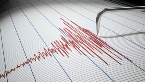 A fost cutremur! Seism cu magnitudinea de 3,4 pe Richter produs în judeţul Vrancea