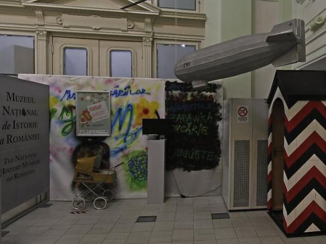 Expoziţii şi proiecte ale Muzeului Naţional de Istorie a României, online
