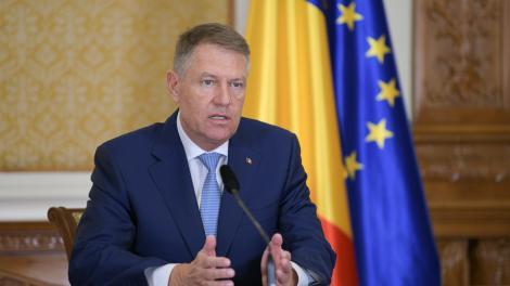Klaus Iohannis: Guvernul va da OUG pentru amânarea ratelor la bănci