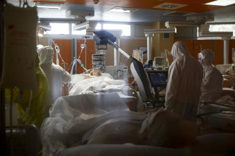 Probleme grave la încă un spital din România! Medici testați pozitiv, secția Oncologie închisă
