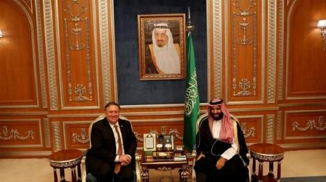 """Statele Unite cer Arabiei Saudite """"să se ridice la înălţimea situaţiei"""" şi să oprească războiul preţurilor petrolului cu Rusia"""