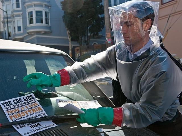 """Consultantul medical pentru filmul """"Contagion"""" a contractat coronavirusul"""