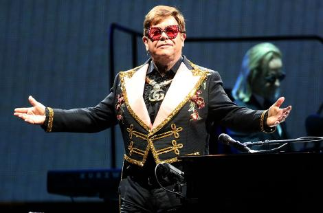 Coronavirus: Elton John va organiza un concert caritabil cu Mariah Carey, Billie Eilish şi Alicia Keys
