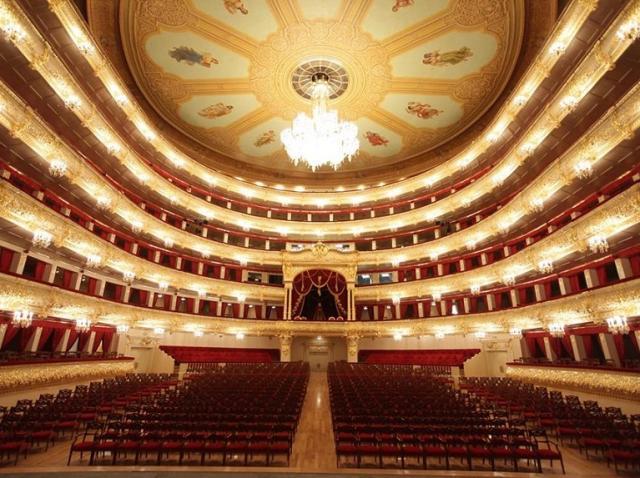 Teatrul Bolşoi va difuza cele mai bune spectacole ale sale pe YouTube