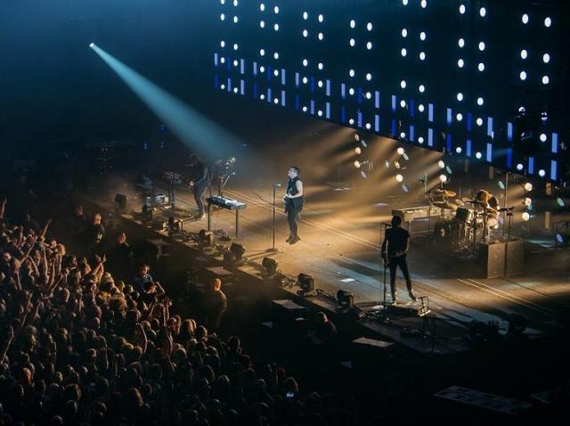 Nine Inch Nails a lansat două albume de studio