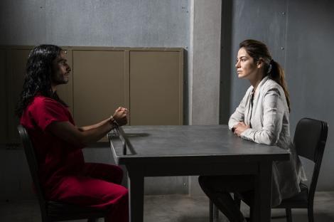 """Serialul """"Messiah"""", cu Michelle Monaghan şi Beau Bridges în distribuţie, anulat de Netflix după un sezon"""
