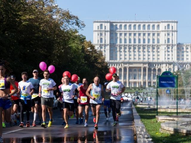 Coronavirus în România. Semimaratonul de la Bucureşti a fost amânat