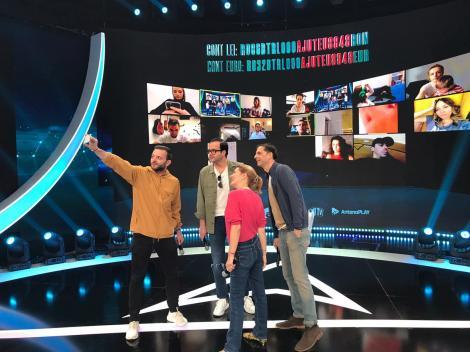 Au început repetițiile pentru teledonul organizat de Antena Group, Români Împreună! Zeci de vedete vor să strângă bani pentru dotarea spitalelor