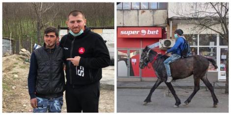 """Cătălin Moroșanu sare în ajutorul tânărului care a mers călare pe cal 40 de kilometri ca să-și vadă soția la maternitate: """"Opriți-vă din tot ce aveți de făcut!"""""""