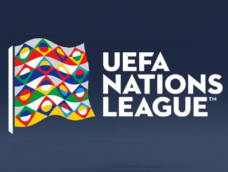 Naţionala României îşi află astăzi adversarele din Liga Naţiunilor