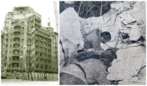 Cutremur '77. De la balconul blocului atârna un pat, iar medicii cu ochii roșii operau la lumina lumânării trupuri zdrelite, scoase de sub dărâmături. Or fi fost de vină betoanele, zidurile de indiferență sau soarta?