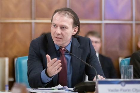 Ministrul Florin Cîțu, informații noi despre ordonanța privind amânarea plății ratelor la bănci. Ce urmează?