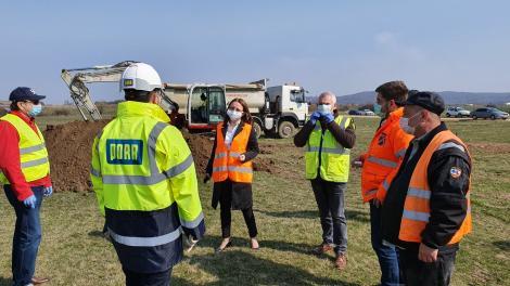 Ministerul Transporturilor anunţă noi lucrări pentru autostrada Sibiu - Piteşti