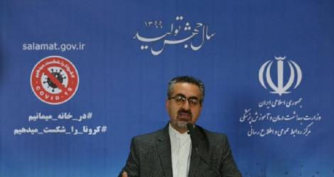 Bilanţul Covid-19 în Iran creşte cu 24 de decese la 2.898 de morţi şi cu 3.111 de contaminări la 44.606 cazuri