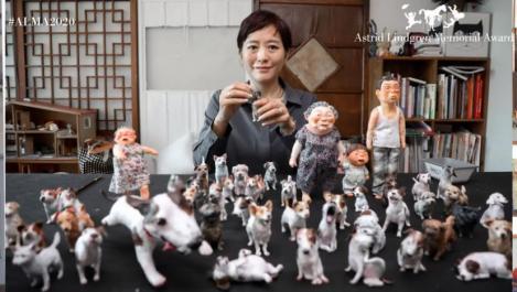 Ilustratoarea şi scriitoarea coreeană Baek Heena a câştigat Astrid Lindgren Memorial Award 2020