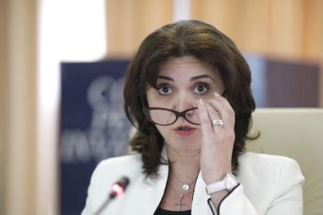 Monica Anisie: Am început procedura de transparentizare a tezelor de doctorat