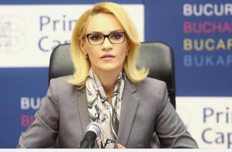 Poluare București. Firea a sesizat președintele și CSAT: Nu poate să existe un poluator care ori este ţinut la secret, ori să nu-l identificăm