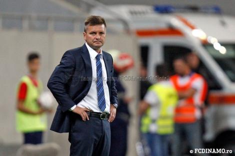Uhrin ar vrea ca finala Cupei României să fie mutată de la Craiova la Bucureşti