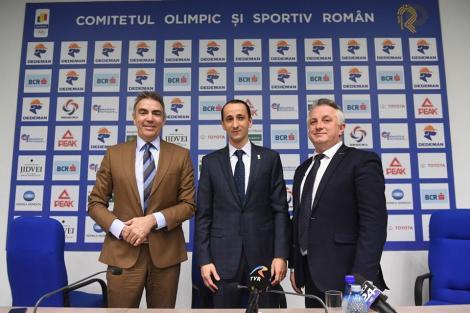 COSR a lansat un program prin care îşi propune atragerea şi susţinerea sportivilor din diaspora ca să reprezinte România