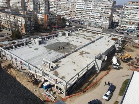 Spitalul Judeţean din Galaţi va avea un heliport pe care se va putea ateriza şi noaptea