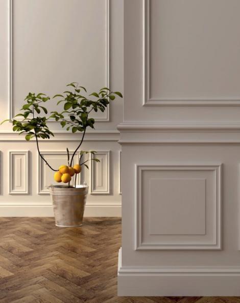 Profile decorative de interior. Încă moderne pentru a fi folosite?