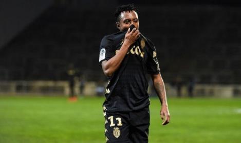 Gelson Martins (AS Monaco), suspendat şase luni pentru că l-a împins pe arbitru la un meci cu Nimes